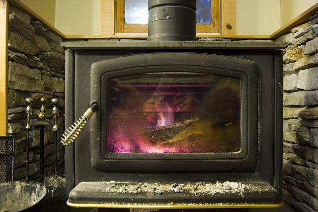 Печь для дровяного отопления