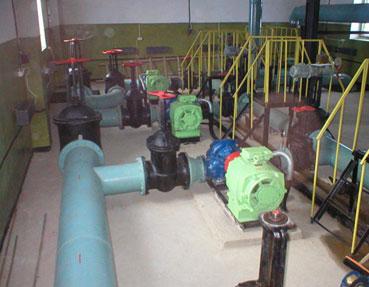 Водоснабжение и канализация на предприятиях