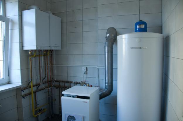 Горячее водоснабжение в квартире