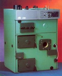 Комбинированный отопительный котел (газ, дрова, дизель, электричество)