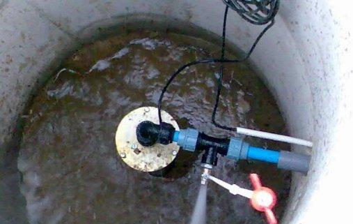 Несовершенная водозаборная скважина
