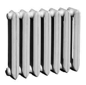 Секционные чугунные радиаторы отопления