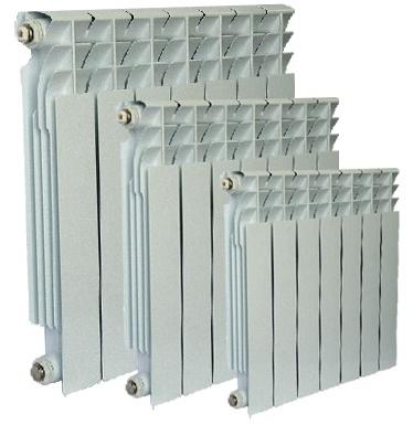 Секционные алюминиевые радиаторы отопления