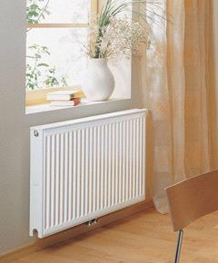 Дизайн интерьера с современными радиаторами отопления