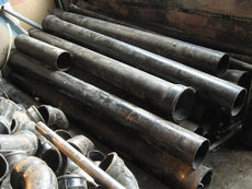 Чугунные трубы