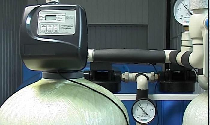 Измерение давления в системе