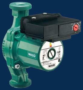 Водяной насос для системы отопления