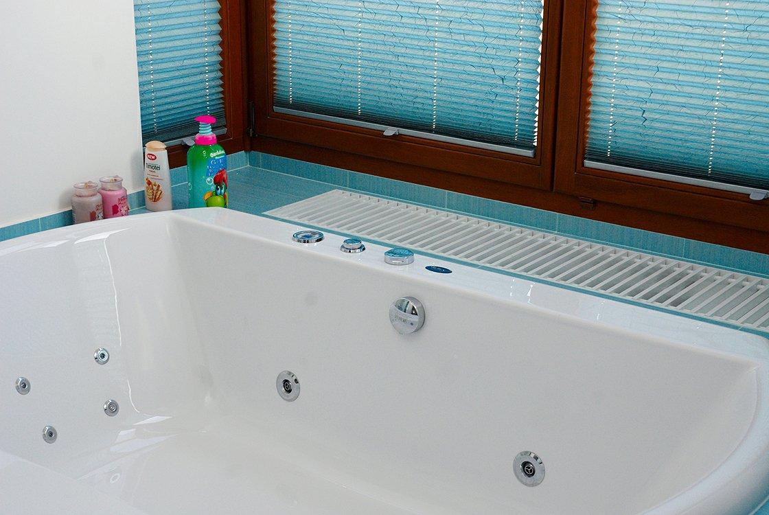 Конвектор в ванной