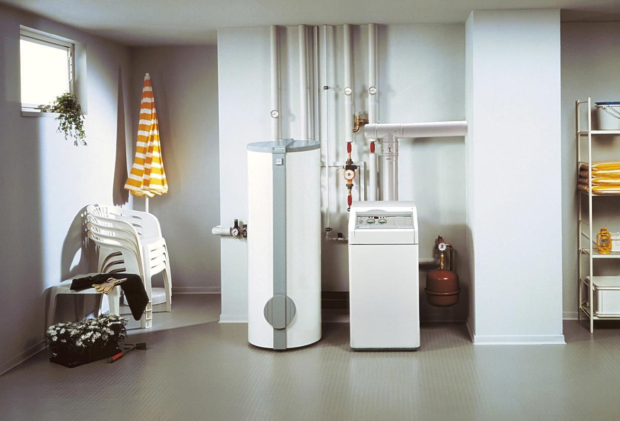 Варианты оборудования для автономной системы отопления