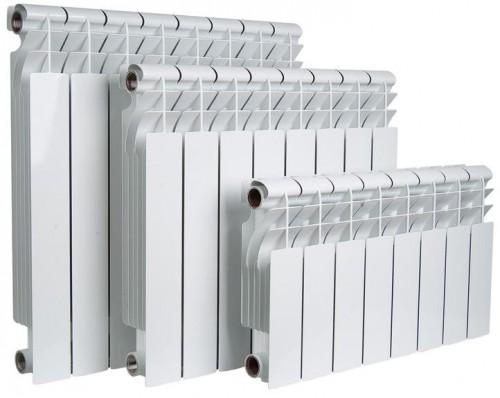 Современные алюминиевые отопительные радиаторы