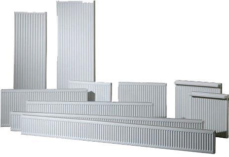 Модификации панельных радиаторов