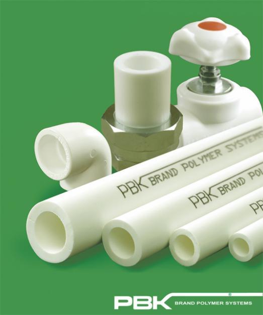 Полипропиленовые элементы трубопровода
