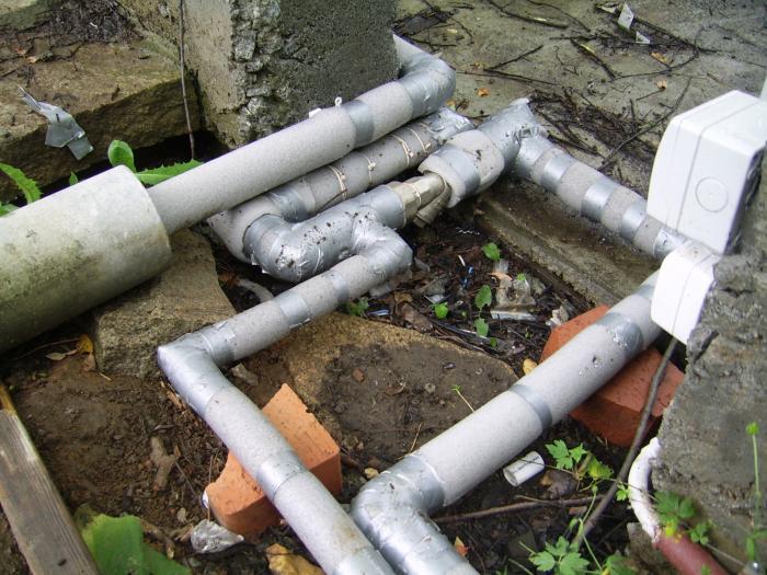 Дачное водоснабжение
