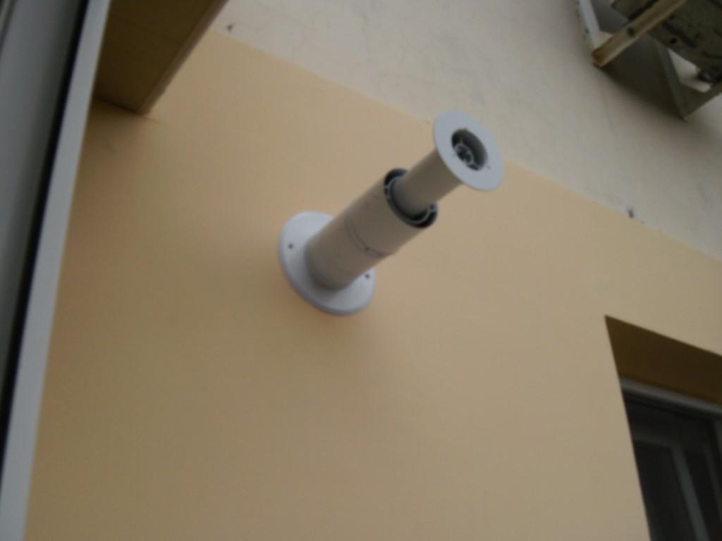 как установить газовый котел в квартире. как установить газовый котел в квартире и вывести дымоход конденсационного...