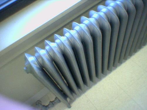 Соединить два алюминиевых радиатора