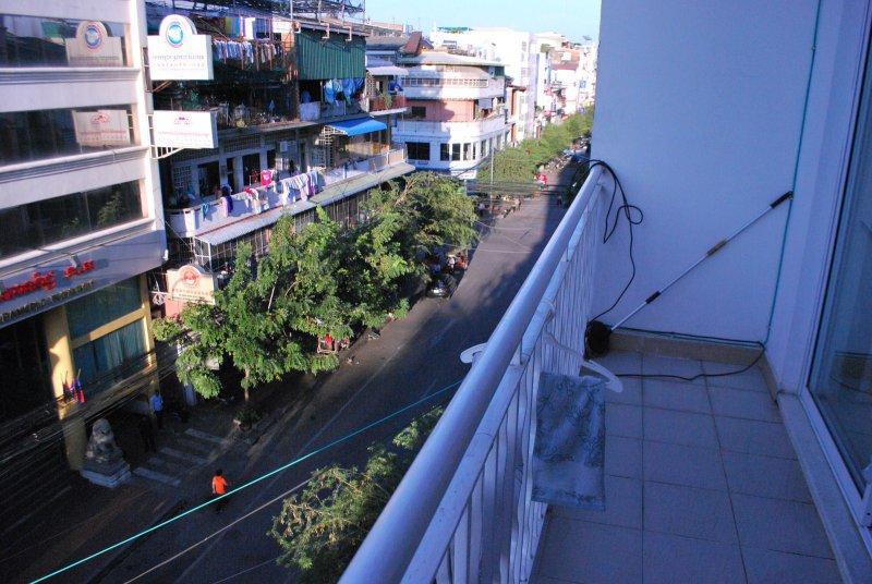теплый водяной пол на балконе
