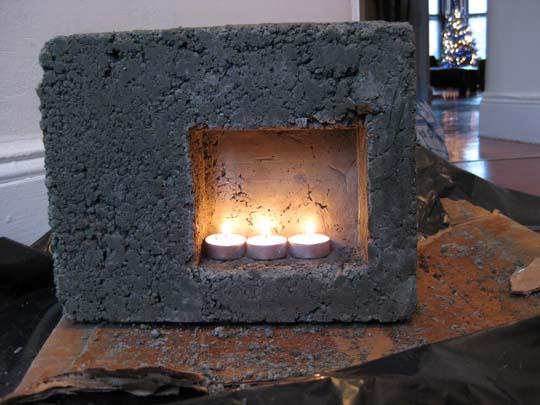 Как сделать декоративный камин в доме