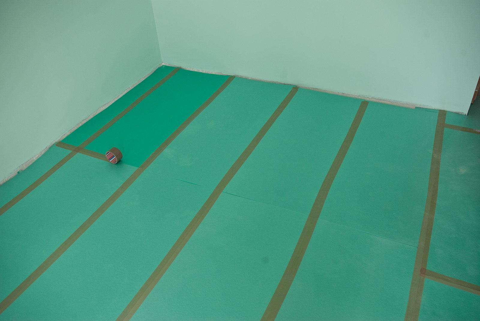 Как положить ламинат на бетонный пол - НашПол 30