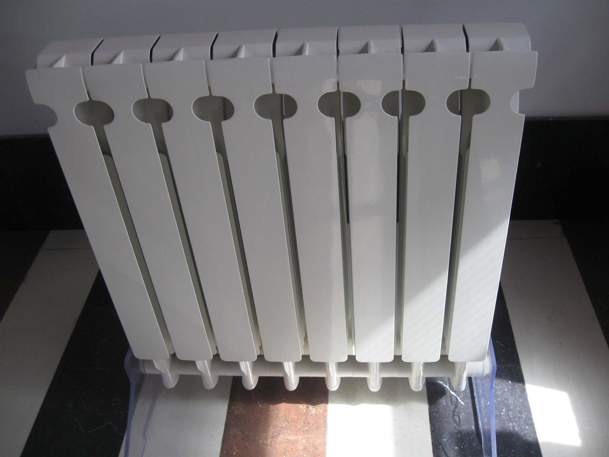 Как выполняется расчет количества секций радиаторов