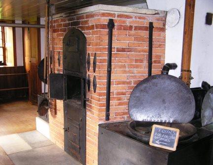 Кирпичная печь для водяного отопления своими руками 431