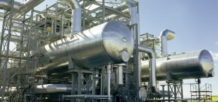 Промышленный газовый котел